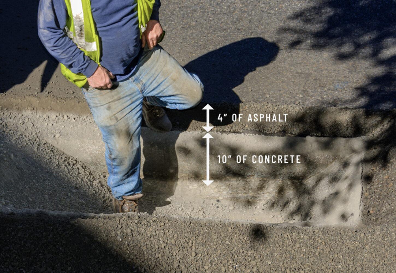 Hero street works trencher benefits 2