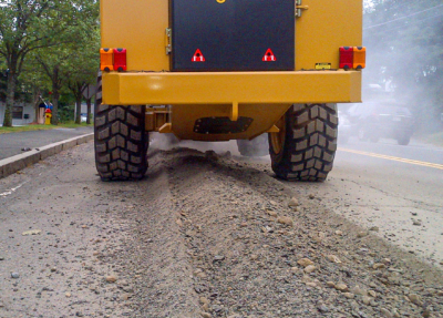 Street works trencher 19