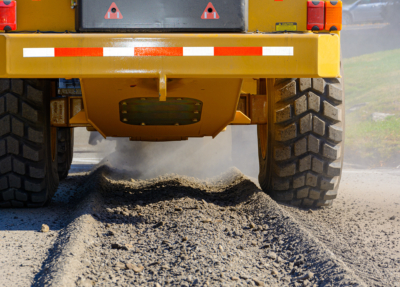 Street works trencher 22